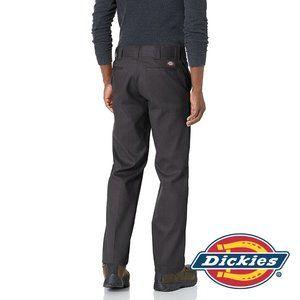 Dickies Men's 874 Flex Work Pant, Black, 34W x 30L